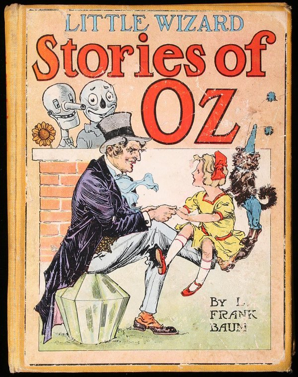 15: Little Wizard Stories of Oz