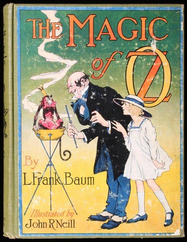 17: The Magic of Oz