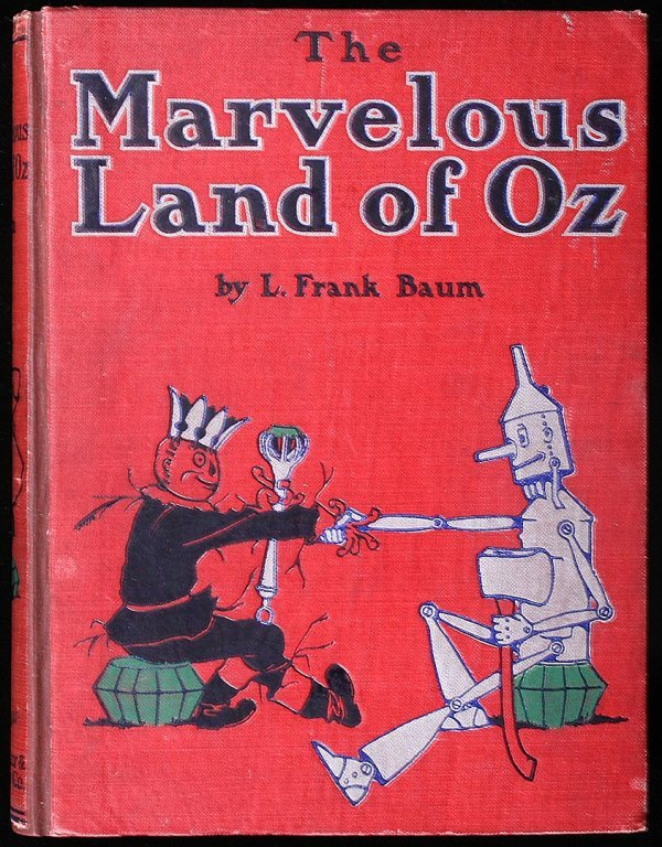 18: The Marvelous Land of Oz