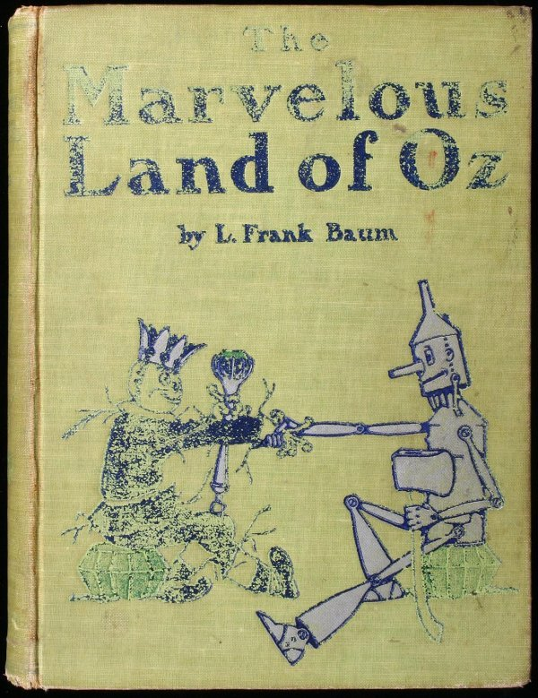 19: The Marvelous Land of Oz