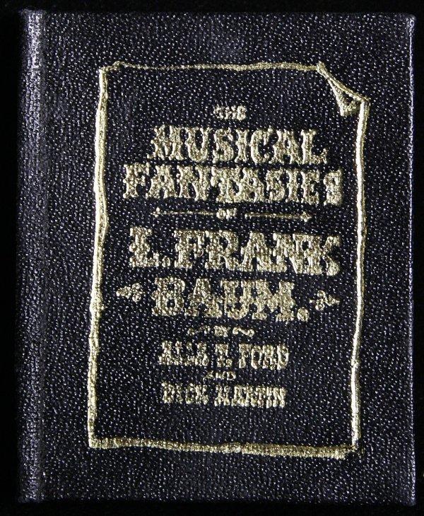 20: The Musical Fantasies of L. Frank Baum