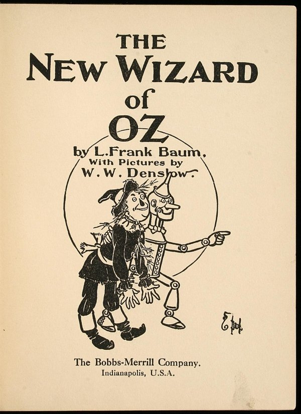 23: The New Wizard of Oz (Photoplay edition)