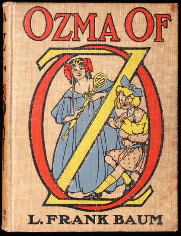 24: Ozma of Oz