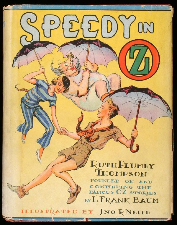 132: Speedy in Oz