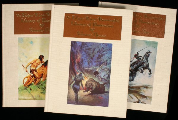 194: The Edgar Rice Burroughs Library of Illustration