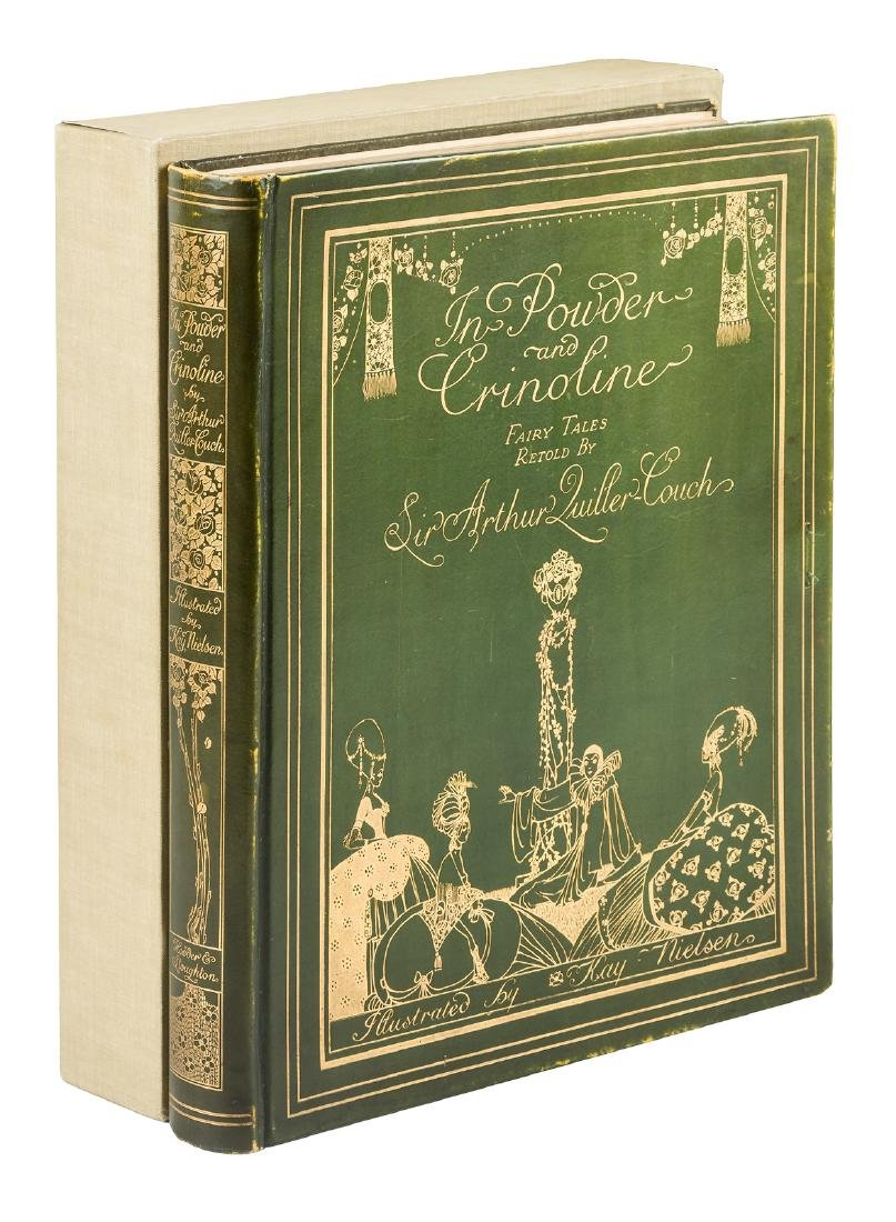 In Powder & Crinoline illustrated by Kay Nielsen signed