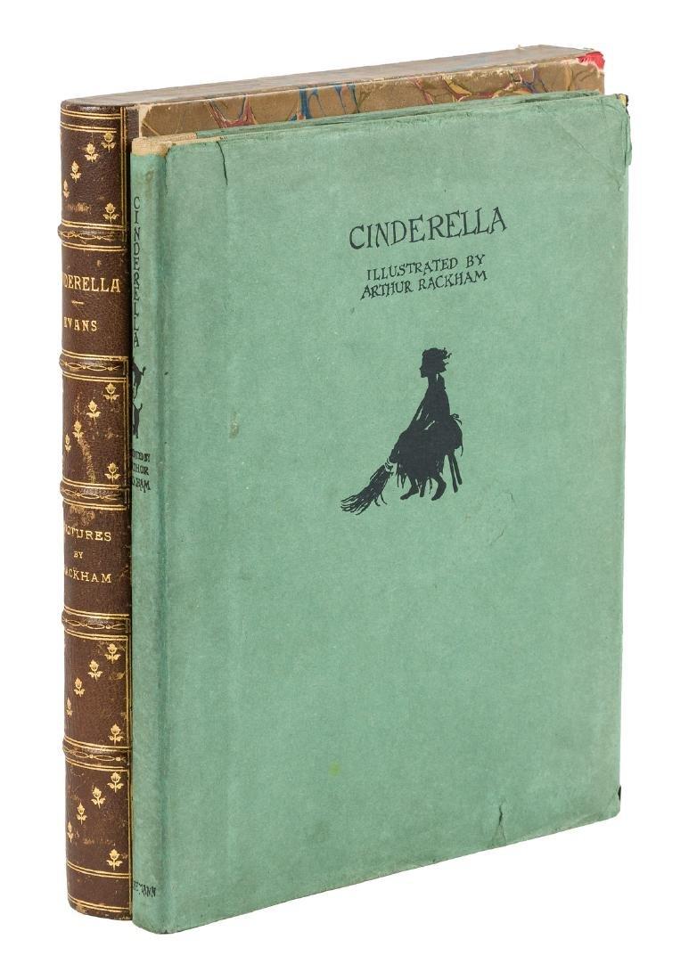 Cinderella Arthur Rackham Signed Limited Edition