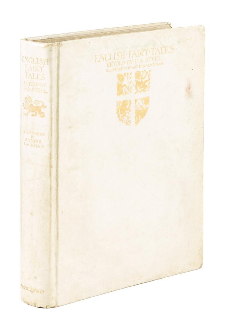 English Fairy Tales Arthur Rackham signed limited