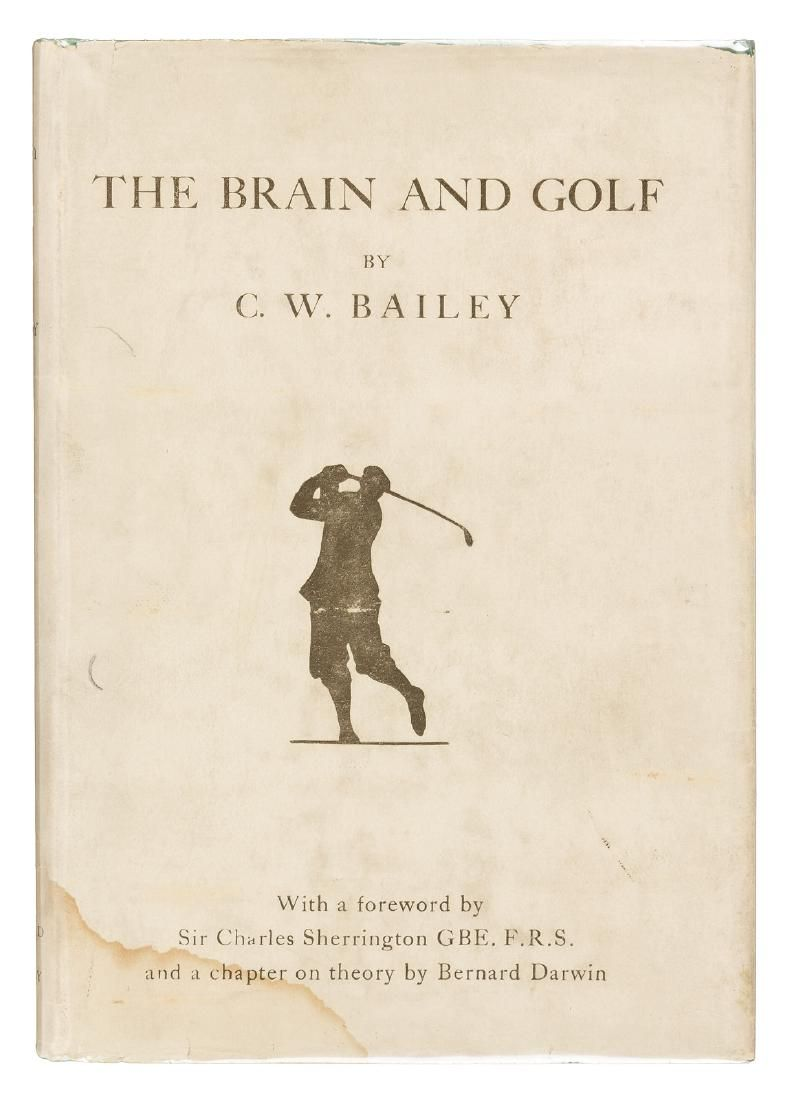 The Brain and Golf 1924