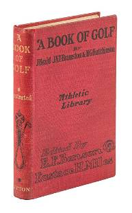 A Book of Golf 1903