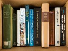 Eleven volumes of exploration and world history