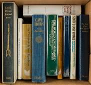 Ten volumes of travel and exploration