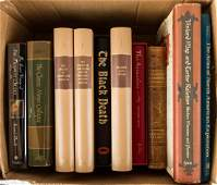 Ten volumes on exploration and world history