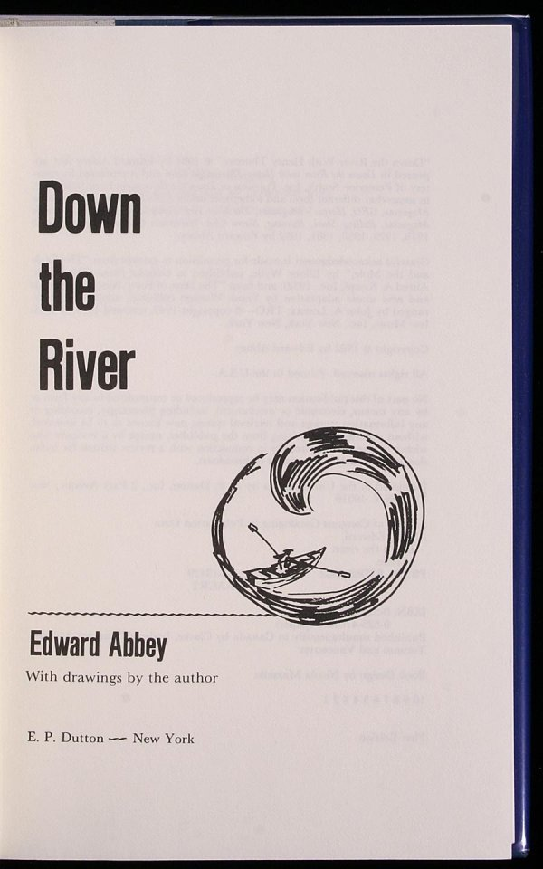 2001: Down the River