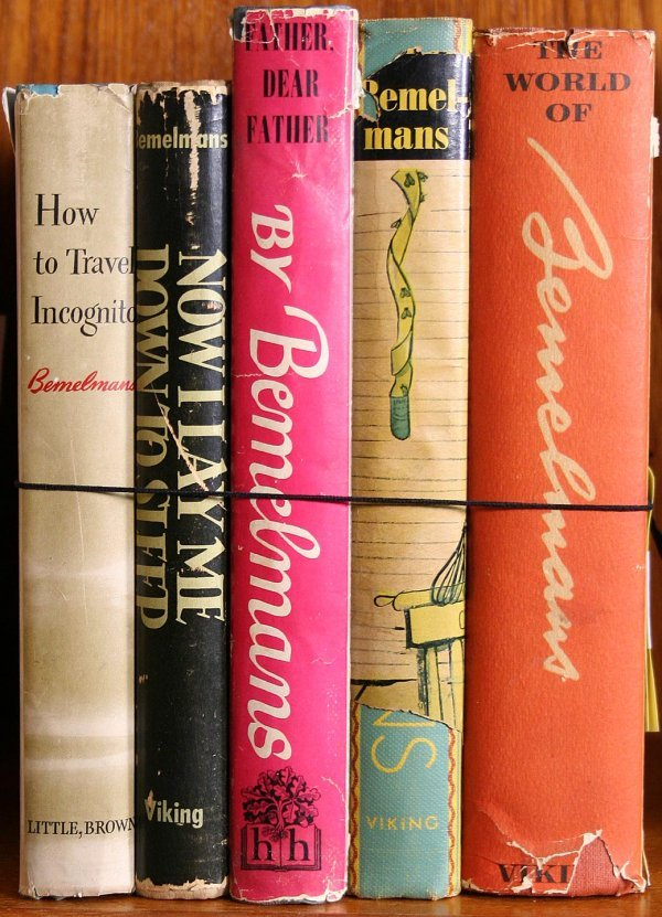 2014: Lot of 5 titles by Bemelmans