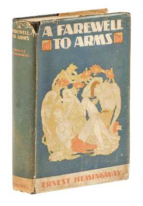 attitudes towards war in ernest hemingways a farewell to arms Major themes of a farewell to arms war hemingway shows the hardships and horror very shocked by the bluntness in her attitude towards him which was later.