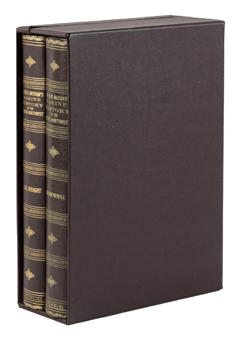Marine History of the Pacific Northwest 2 vols.