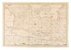 Large chart of the Java Sera, 1799