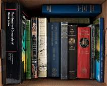 Twelve volumes of exploration and world history