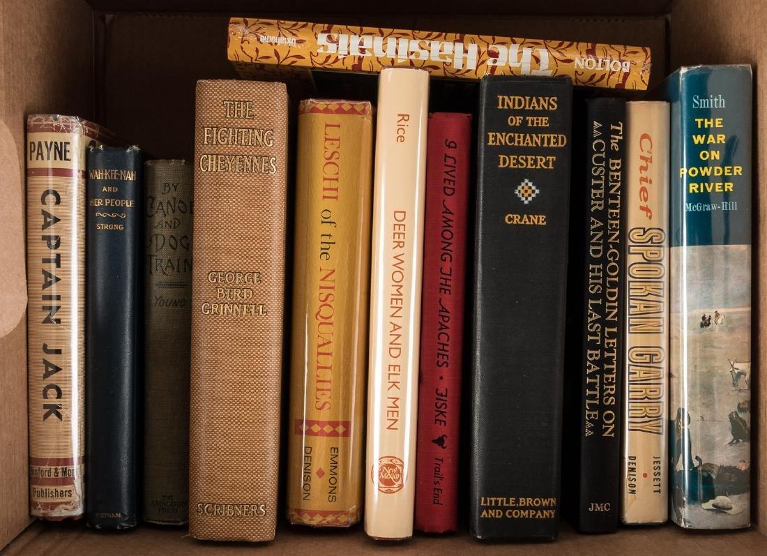 Twelve volumes of Western Americana