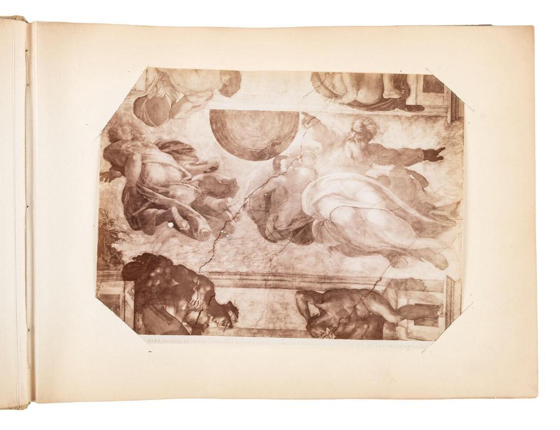 Late 19th century Italian albumen photo album - 3