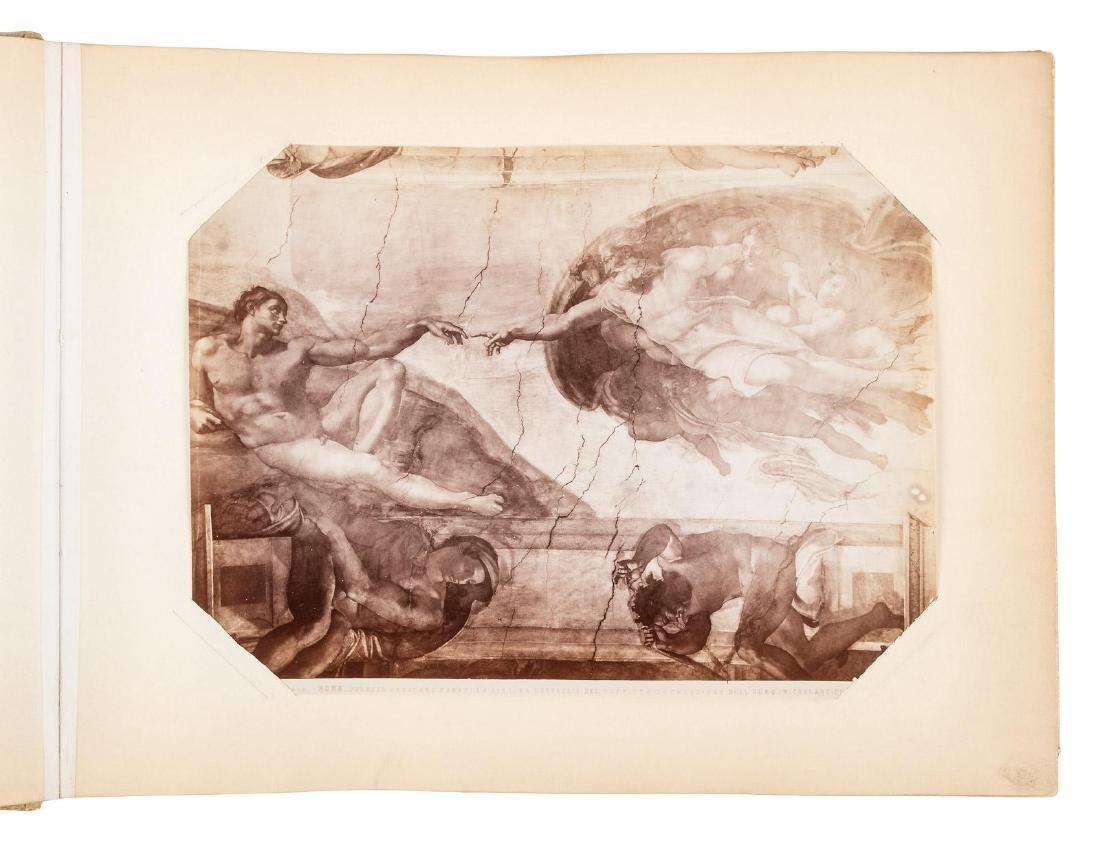 Late 19th century Italian albumen photo album - 4