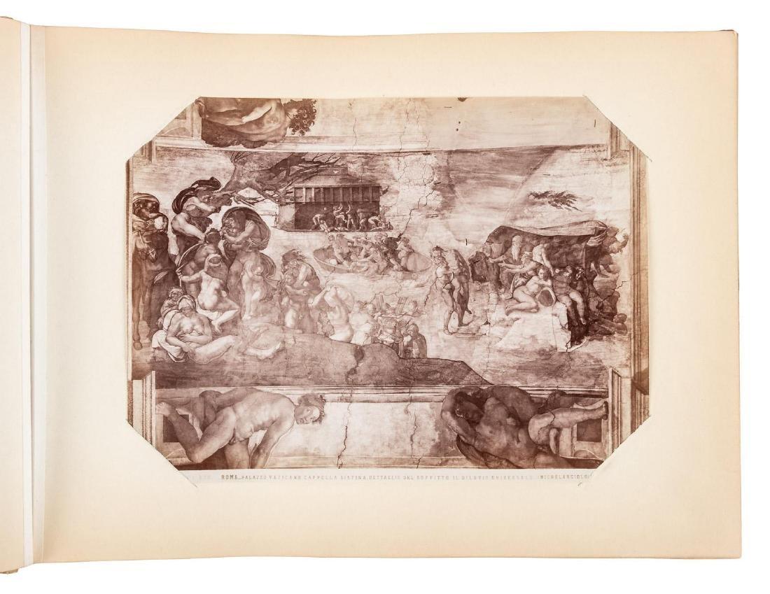 Late 19th century Italian albumen photo album - 5