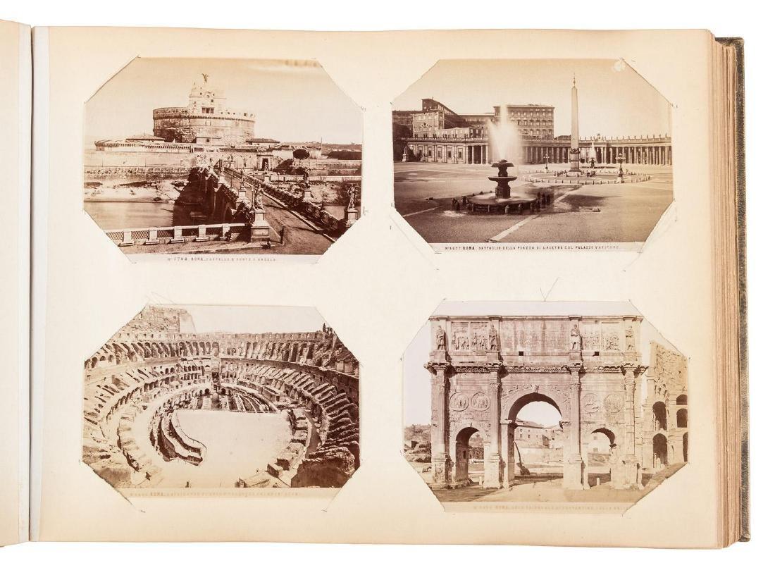 Late 19th century Italian albumen photo album - 6