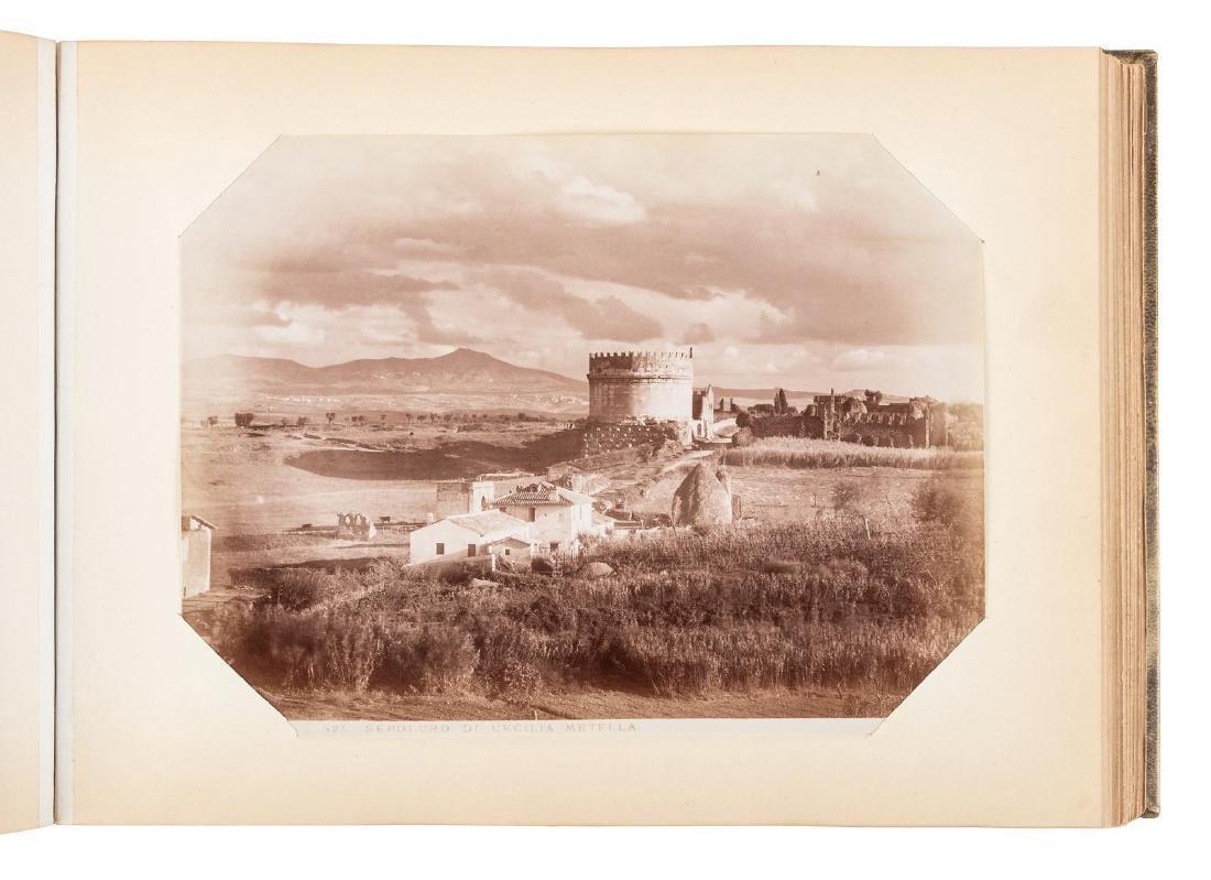 Late 19th century Italian albumen photo album - 7