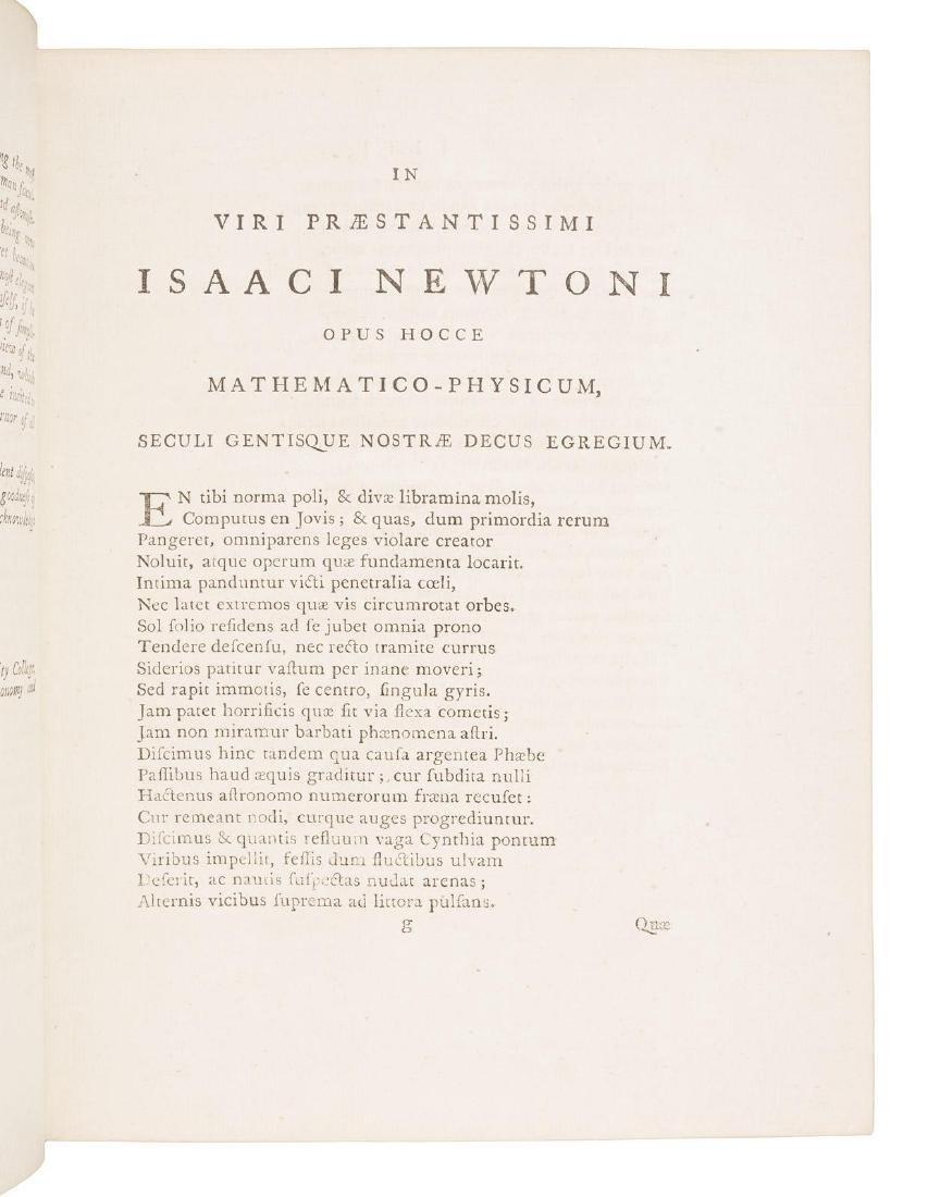 Newton's Principia in English 1802 - 4