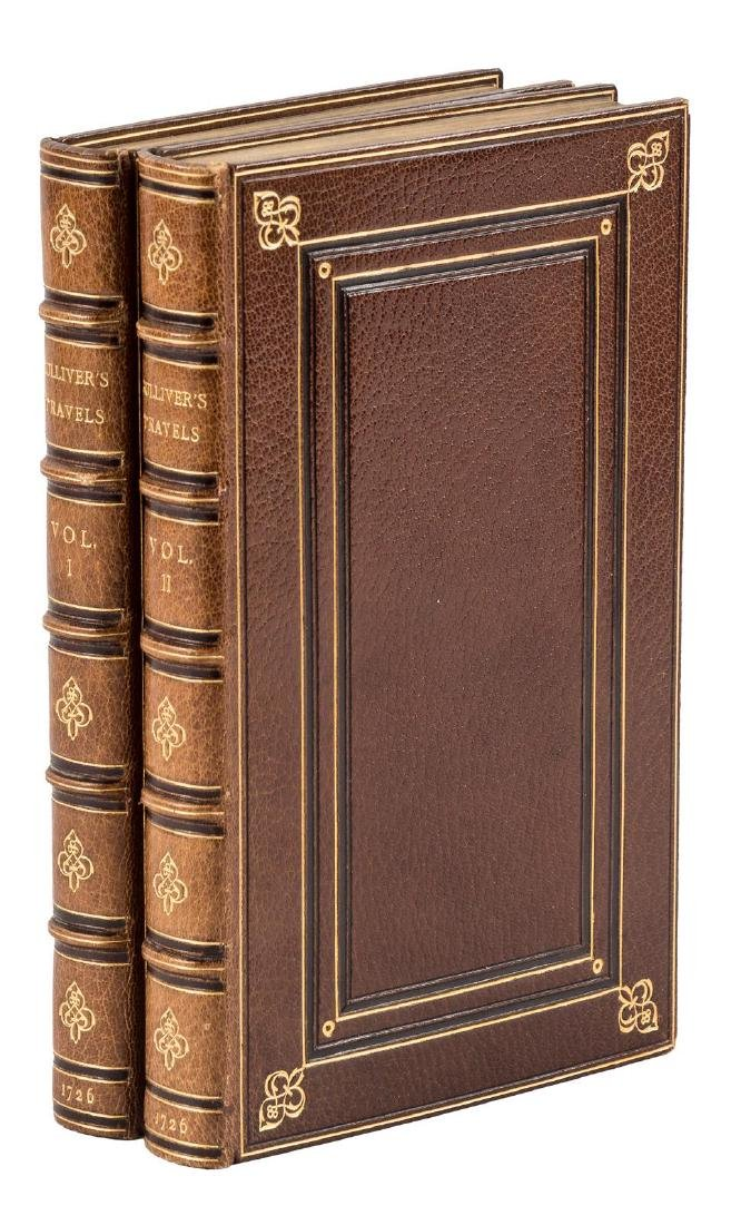 First edition of Gulliver's Travels, 1726 - 2