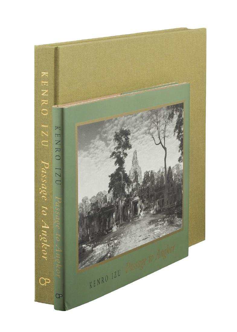 Deluxe Edition of Izu's Passage to Angkor