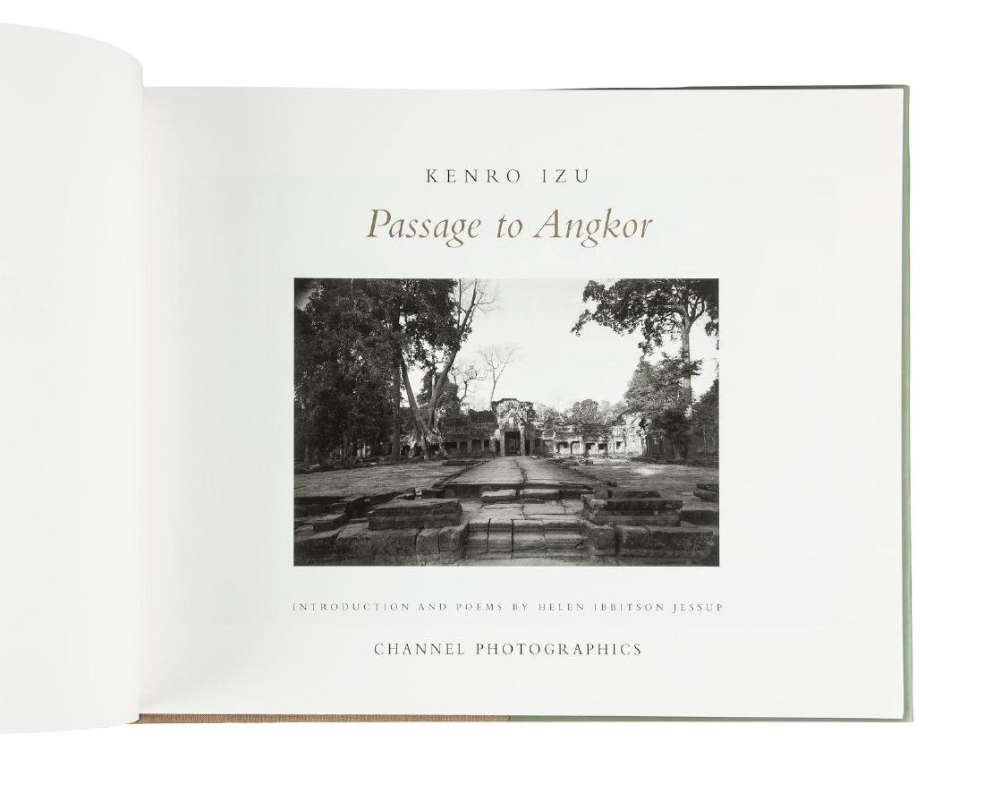 Deluxe Edition of Izu's Passage to Angkor - 5
