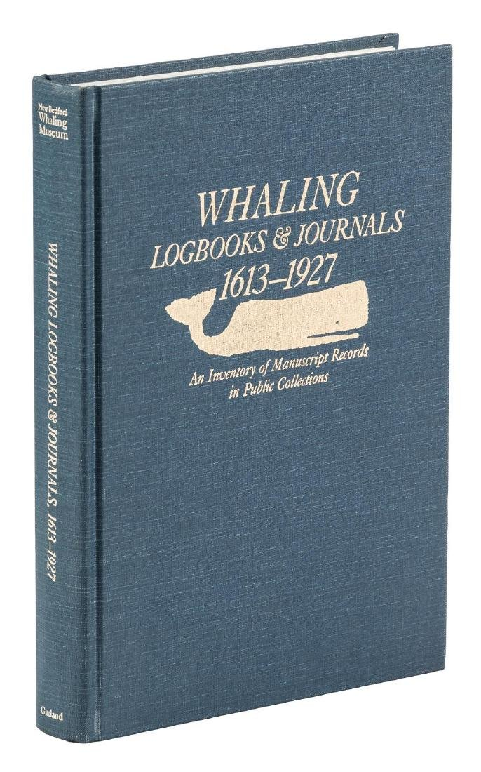 Inventory of Whaling Manuscripts in Public Collections