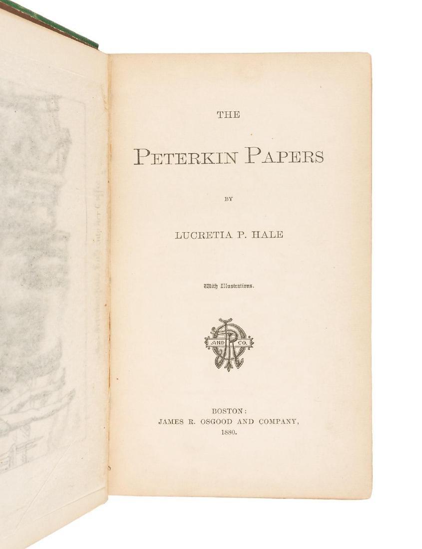 The Peterkin Papers - 6