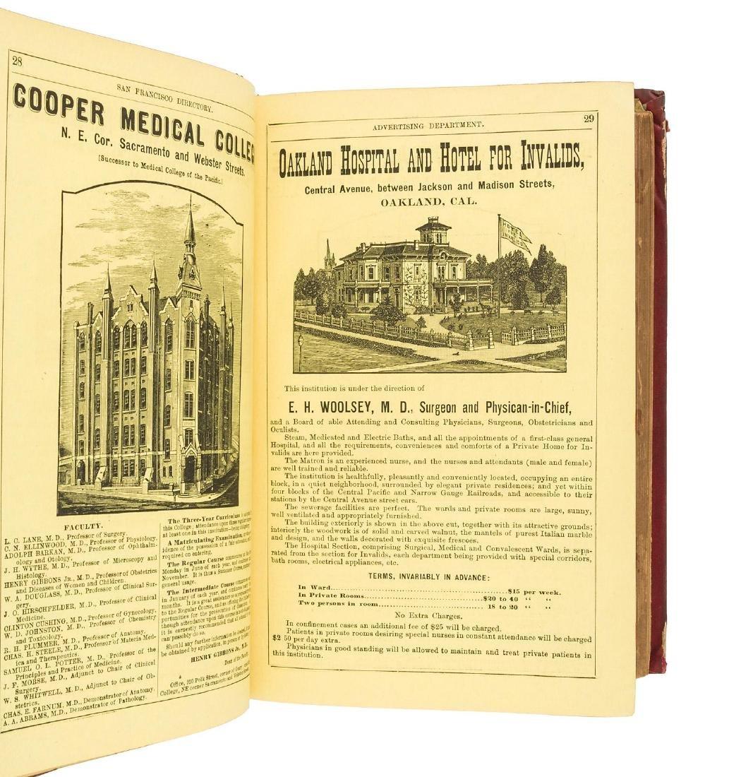 1887 San Francisco Directory - 4