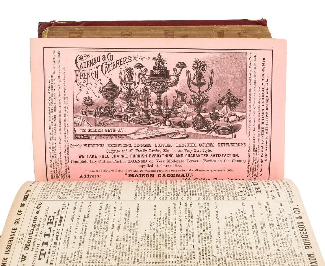 1887 San Francisco Directory - 5