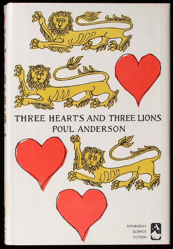 4: Three Hearts and Three Lions