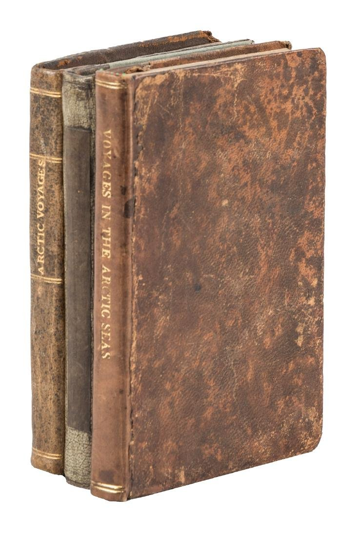 Three early Dublin editions of arctic exploration for