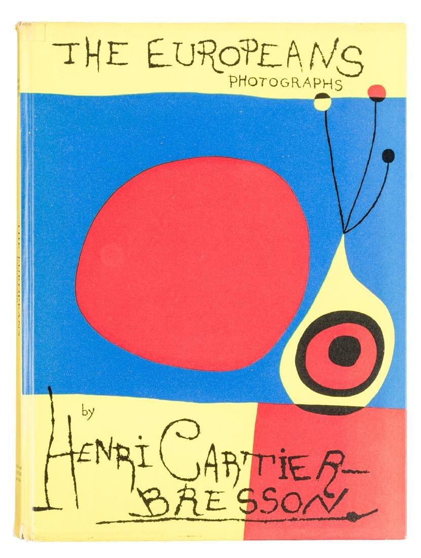 Henri Cartier-Bresson The Europeans