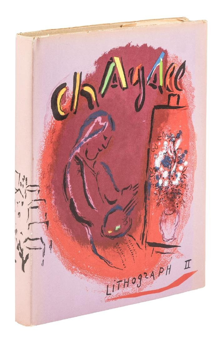 Chagall's Lithographs, Volume II