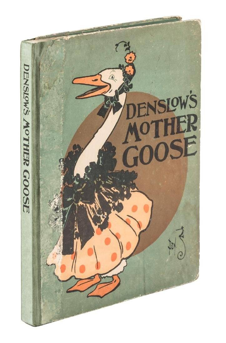 Denslow's Mother Goose First Edition
