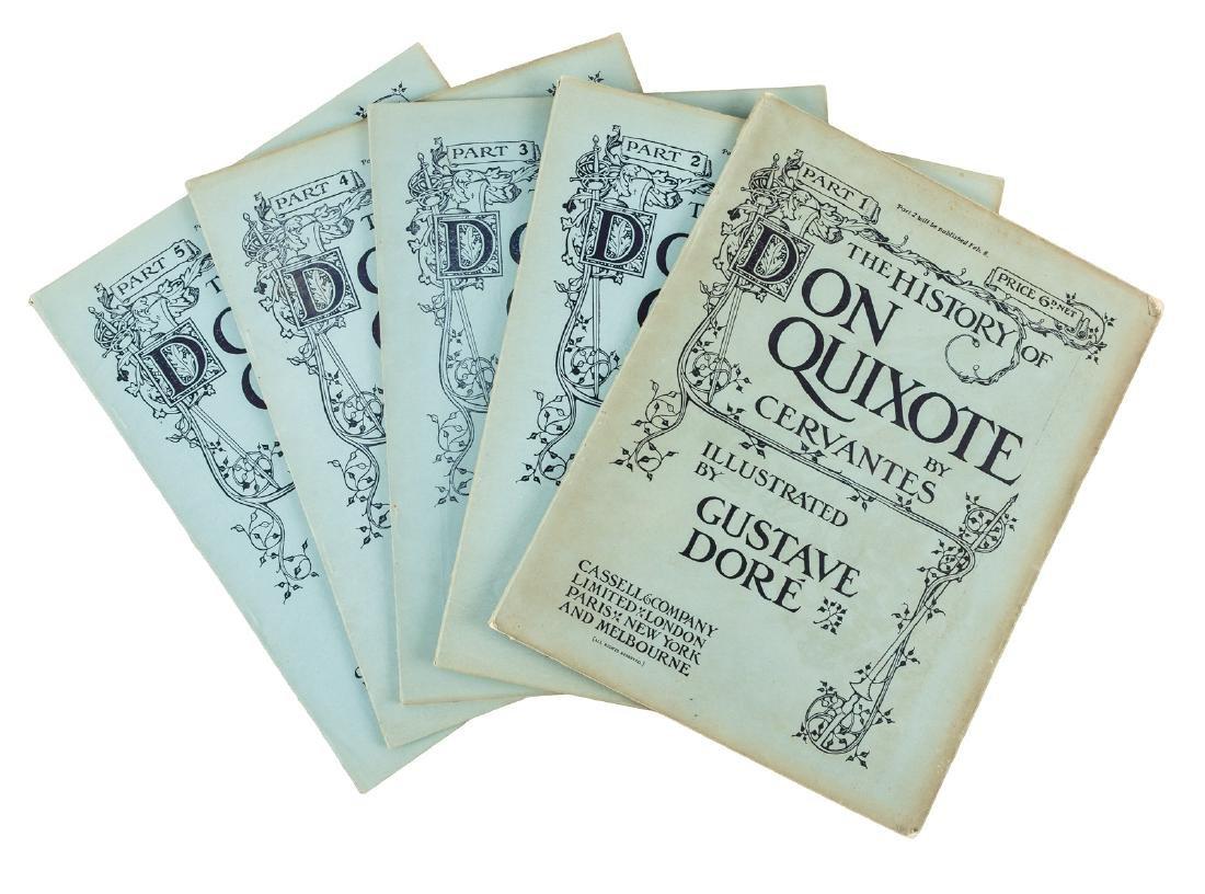 Dore's Don Quixote in the original parts - 2