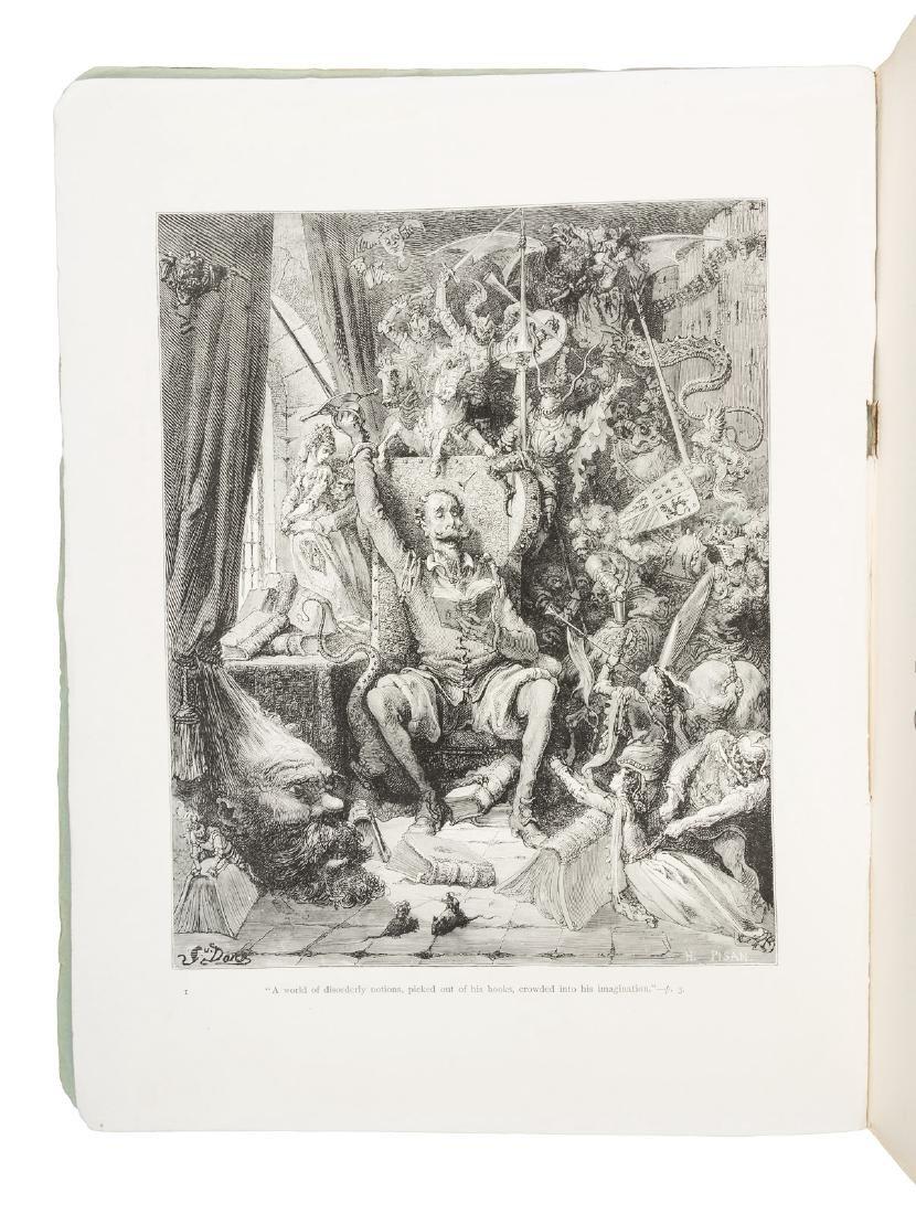 Dore's Don Quixote in the original parts - 3