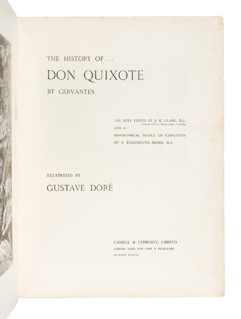 Dore's Don Quixote in the original parts - 4