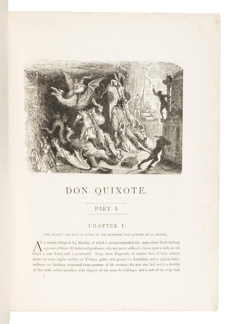 Dore's Don Quixote in the original parts - 5