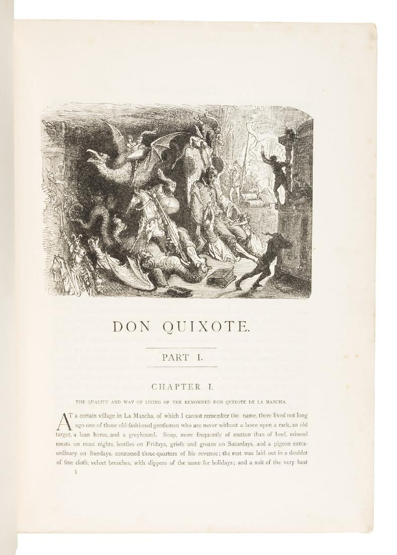 Dore's Don Quixote in the original parts - 5