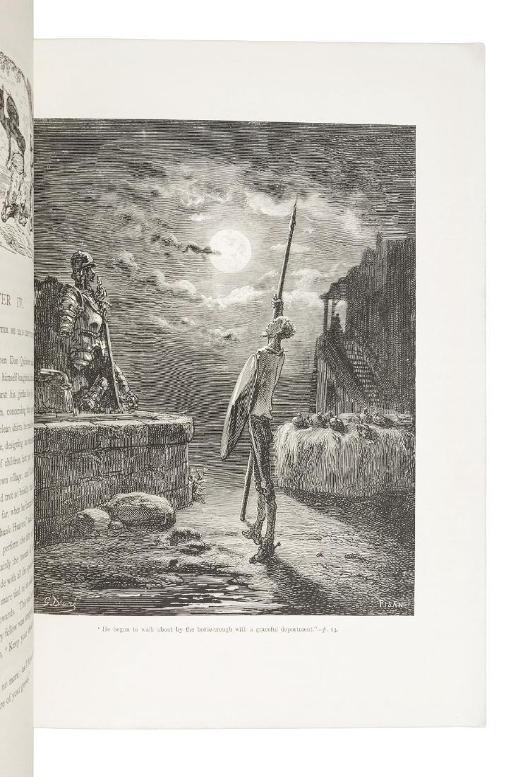 Dore's Don Quixote in the original parts - 6