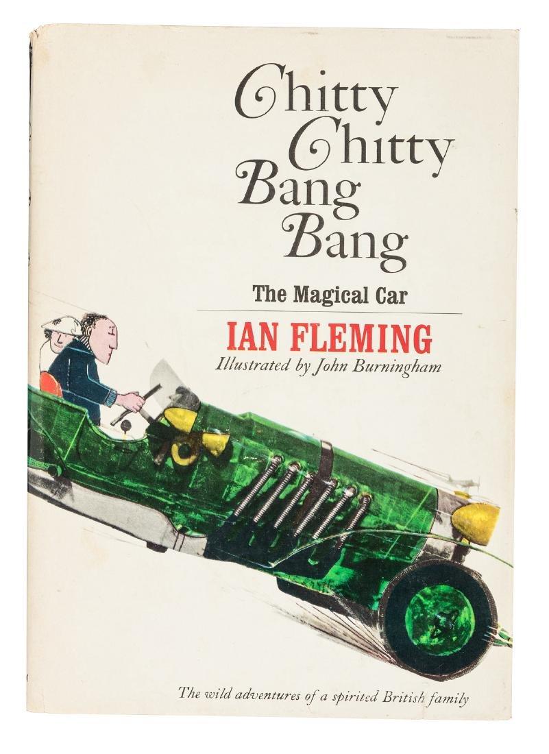 Chitty Chitty Bang Bang 1st American