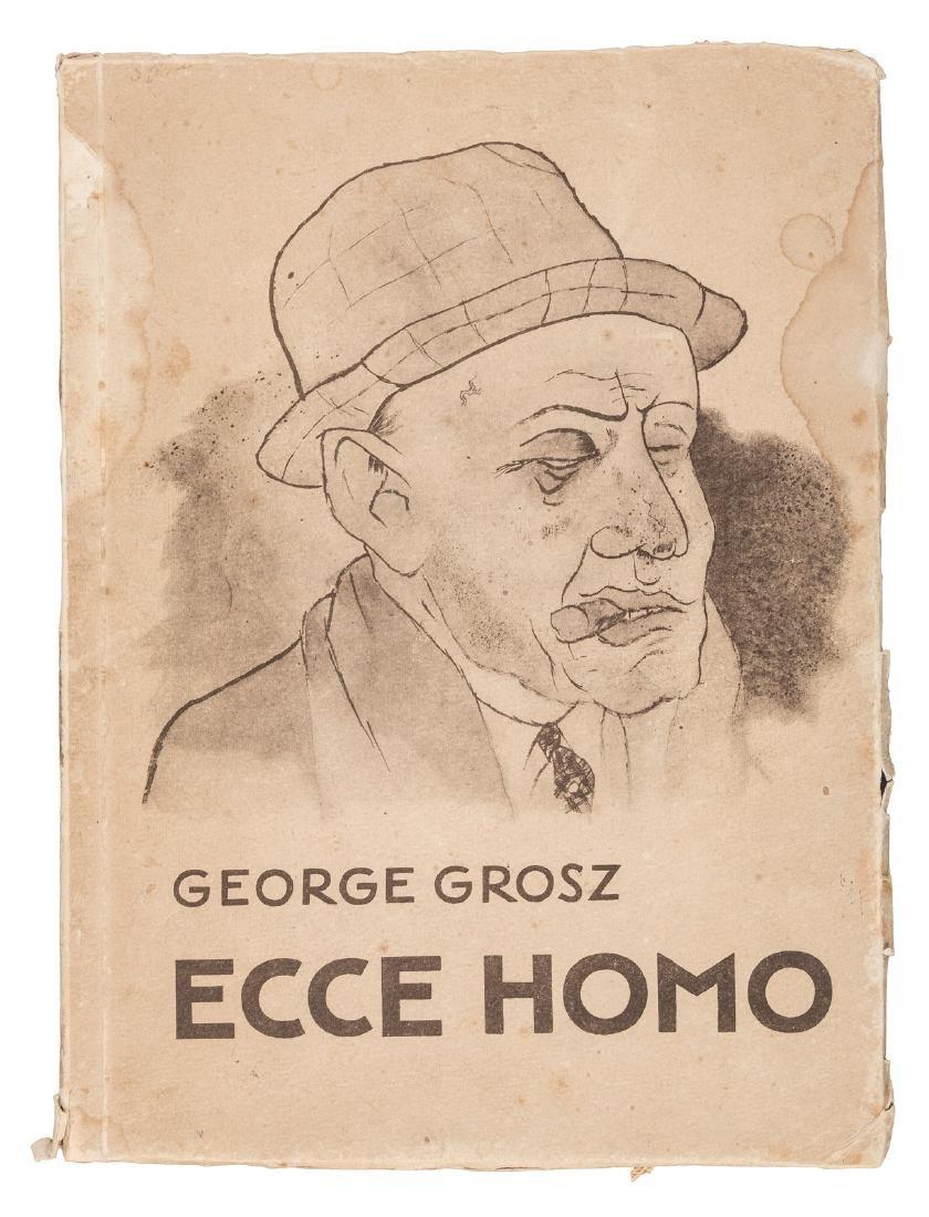George Grosz Ecce Homo 1923 Edition C